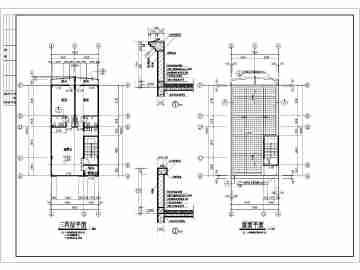 80平米农村自建房设计图