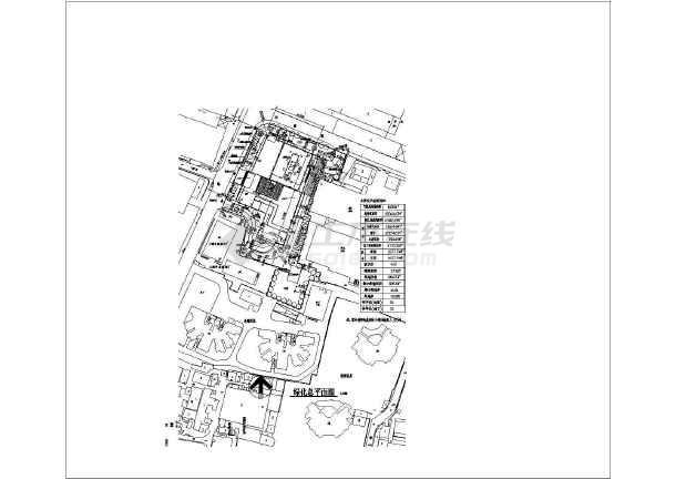 【上海】某24层欧式风格办公综合体建筑施工图