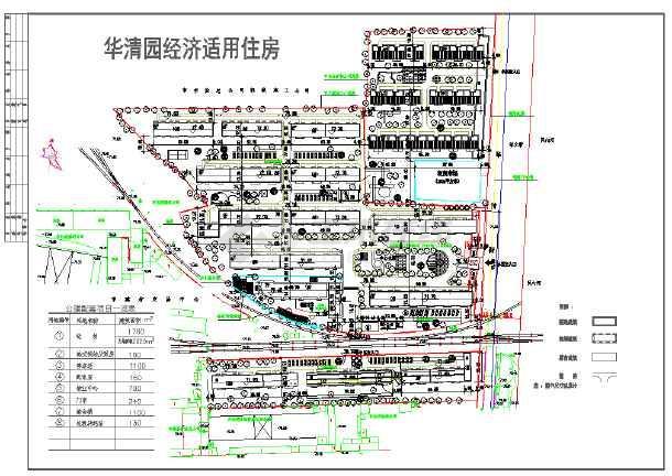 住房设计平面图