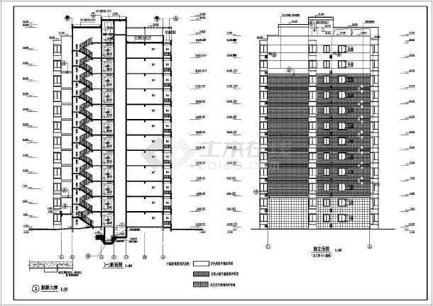 住宅剪力墙结构 剪力墙结构施工 纯剪力墙结构施工  所属分类:多层