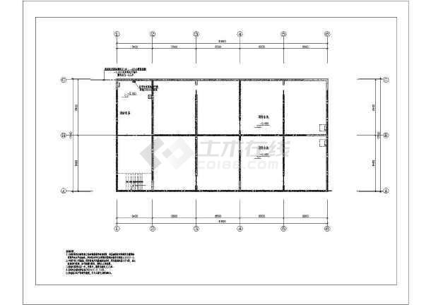 某高层建筑地下消防等级房图纸设计施工水泵_之图纸城电气上帝图片