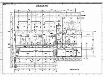 家装水电布置图