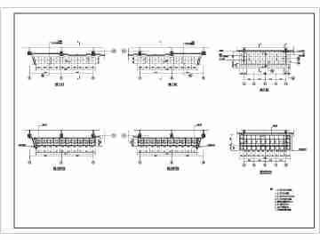 铝塑板吊顶施工图