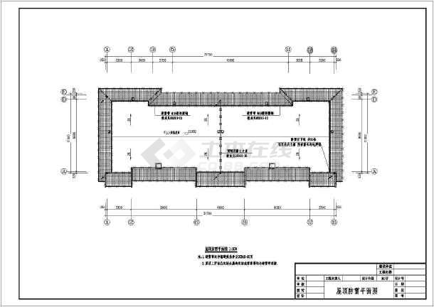 电气住宅设计建筑住宅楼建筑电气居住施工图某6层图纸(附地下室)70平的楼房六合无绝对图片图片