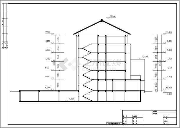 教学楼平面设计方案