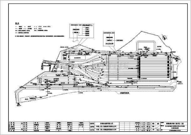 简介:小本工程为深圳地铁2号线(蛇口线)工程,图纸包括蛇口西车辆段车