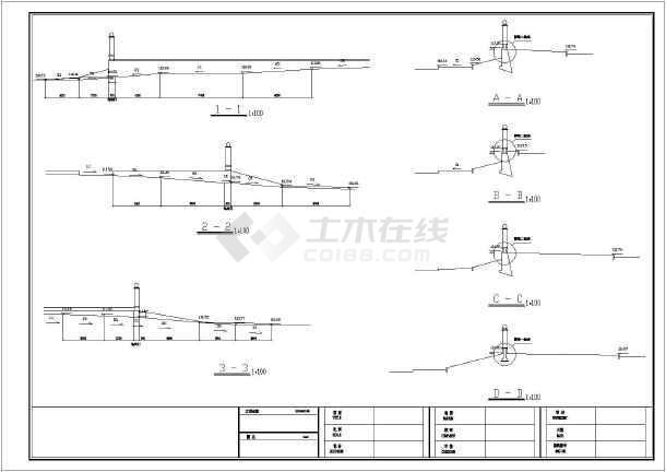 图纸 园林设计图 园林景观套图 施工图阶段套图 赣州市机关办公大楼环