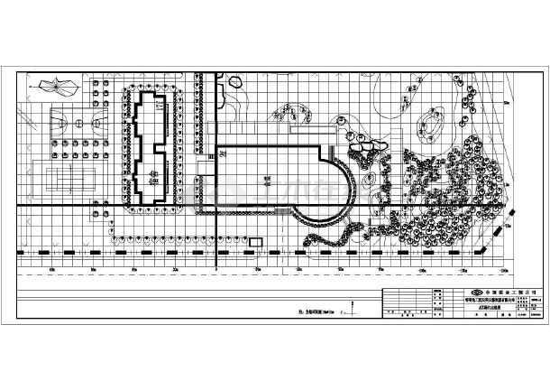 【沈阳】全套景观工程绿化图纸施工图_cad图小霸王游戏赛车工厂图片