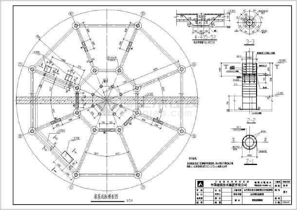 观光电梯结构图观光电梯钢结构图脱硫塔结构图广告塔