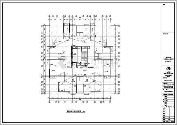 华岩公租房户型图