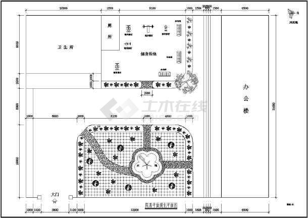 农村民房建筑设计平面图