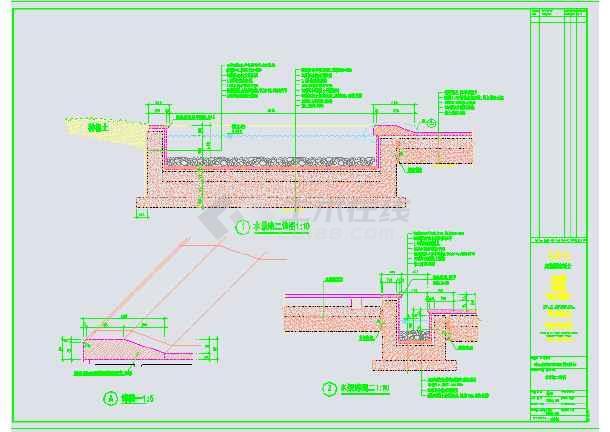 中山市朗晴轩园林景观设计--水景水墙