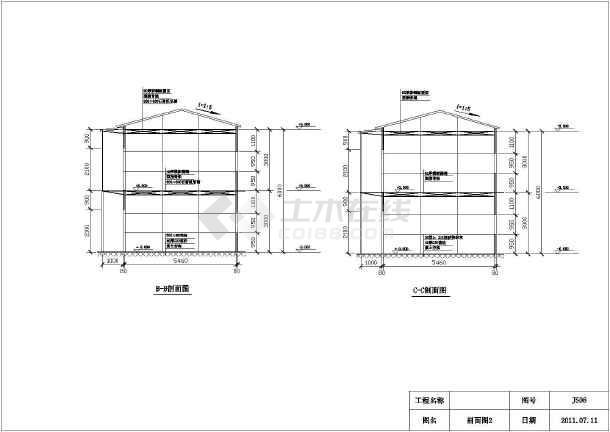 某地工地临时建筑施工图纸的别人发来CAD图纸无法选中图片