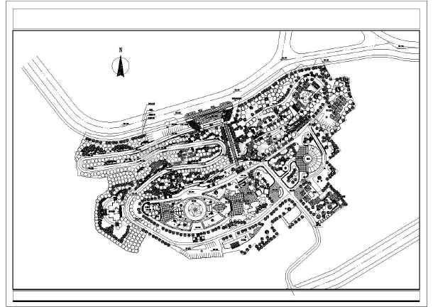 城市绿地广场设计