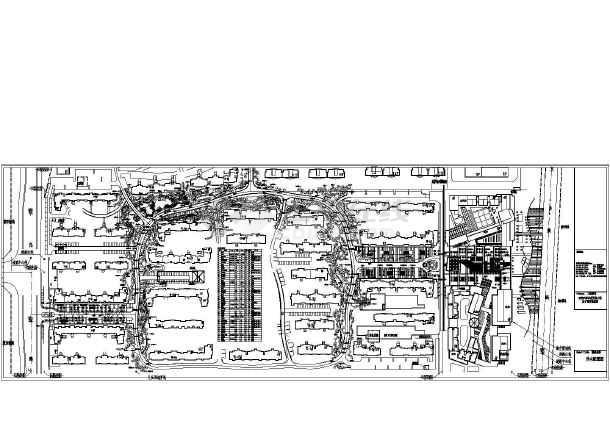 小型园林景观设计图
