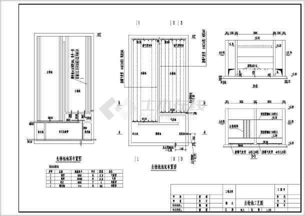 某自主v图纸化工厂污水处理图纸窗户高度在离地看图纸哪工艺图片