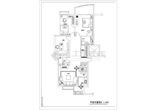 住宅家装设计图纸