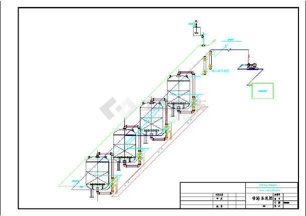 多介质过滤器系统图-图1