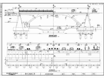 纸桥承重设计图