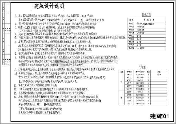 衡阳湖南某私人农村2层小别墅建筑施工图莫干山别墅山谷图片
