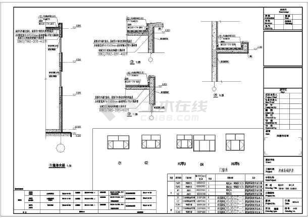 本图为青海省某地一层框架结构锅炉房建筑设计施工图,内含控制室图片