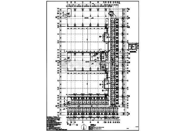 学生宿舍楼设计图