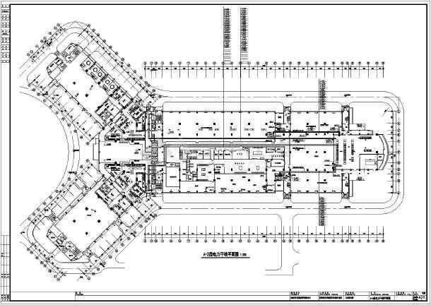某地区人员机械比较医院设计平面图病房设计电气考什么证建筑好图片