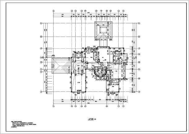 设计说明,建筑各层平面图,屋顶平面图,立面图,剖面图,门窗大样,楼梯