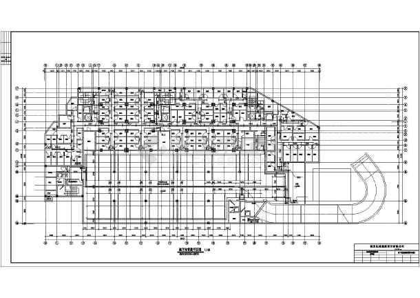某十八层住宅楼给排水设计成套图纸-图2