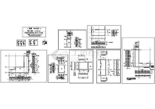阳台建筑设计大样-图1