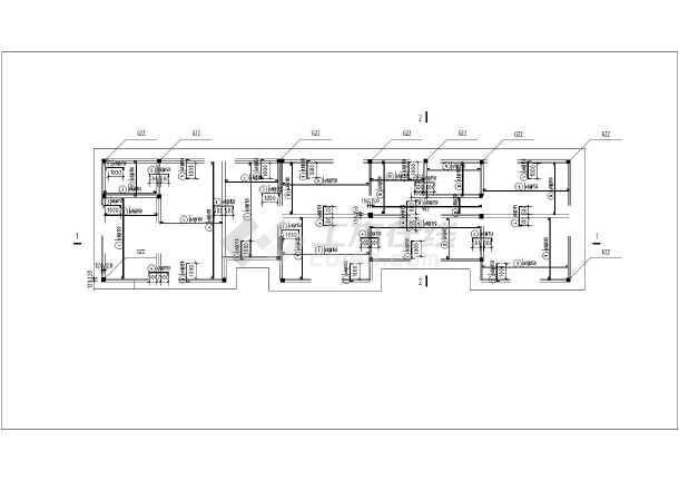 图纸 建筑图纸 别墅图纸 别墅设计图 单元别墅图    价格: 30土木币