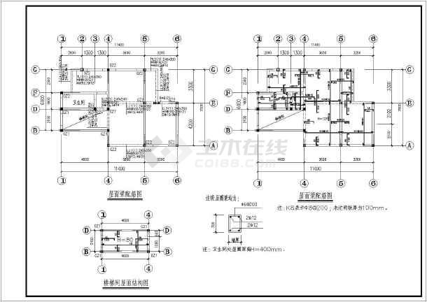 数字建筑图纸v数字建筑建筑方案设计某市119.visio绘制图纸电路图图片