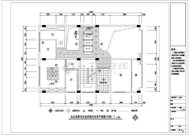 某地小区住宅黄蜂楼精装修设计图纸大纸v黄蜂纸艺纸模网些复式图片