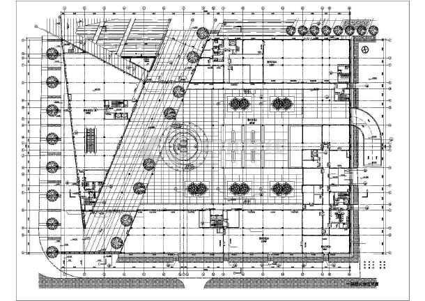 肯尼迪图书馆平面图