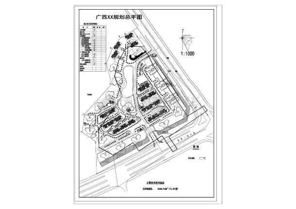 石镇小学建筑规划设计总平面图含 幼儿园 教学楼 运动场 体育馆 学生
