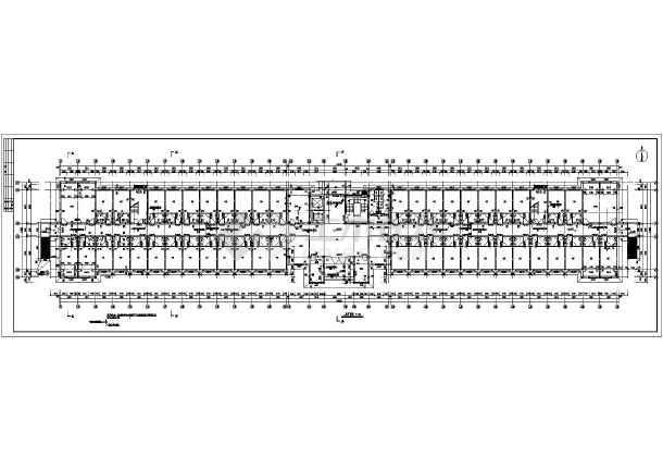 敬老院建筑设计敬老院施工五层框架结构施工组织设计