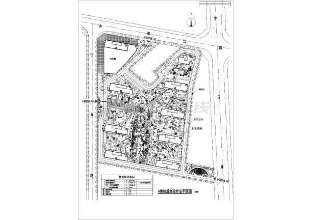 剪力墙结构住宅设计 住宅楼建筑设计 多层住宅楼建筑设计  所属分类