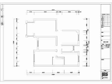 三室一厅卧室装修设计图