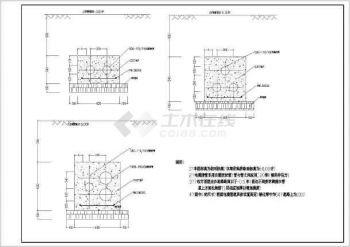 【人行道】某图片电缆井平面设计CAD工厂图大样转cad版完整破解图片