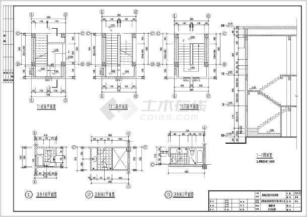 花园露台设计cad图_大全露台设计cad图花园免cad2016三维螺纹螺母图片