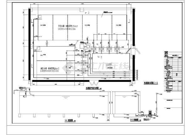建筑给排水设计图
