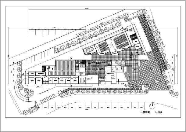 合肥市某新图书馆建筑方案六合无绝对纸v书馆logo的教程图片