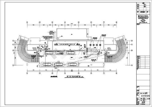 【浙江】大型8层钢结构办公楼强电系统设计施工图纸