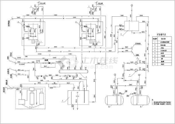 厨房管道设计_厨房管道设计大全免费下载