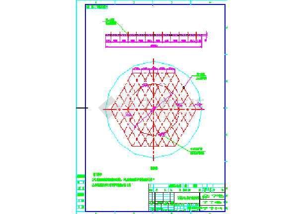 2200mm多介质过滤器制造图-图2