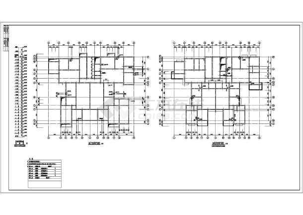 墙结构高层住宅,本建筑物主体地上二十六层
