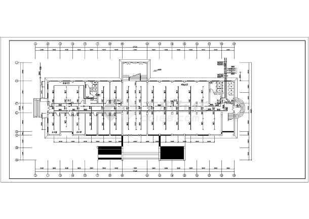 水管道系统施工图