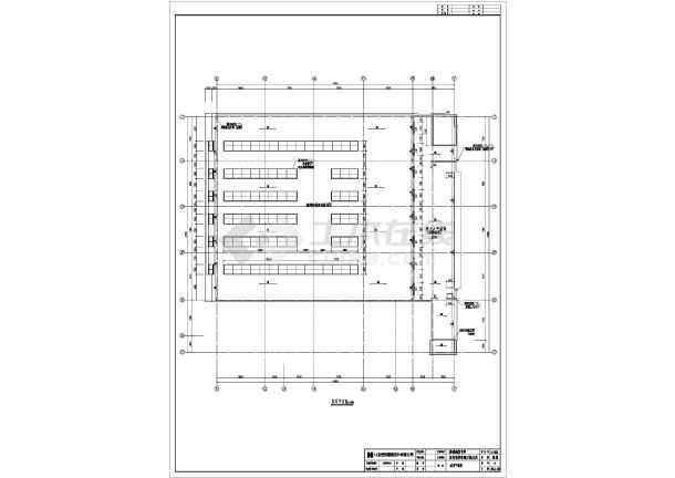 济钢高级中学体育馆学生餐厅综合楼5层设计图图片