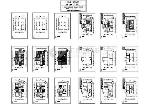 完整别墅建筑方案-图1