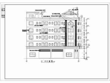 宿舍楼平面图